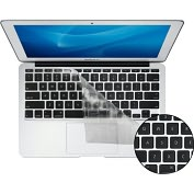 Product Image. Title: KB Covers ClearSkin ClearSkin-M11-US Notebook Keyboard Skin