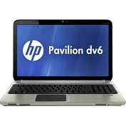 "Product Image. Title: HP Pavilion dv6-6100 dv6-6120us LW218UA 15.6"" LED Notebook - Core i3 i3-2310M 2.1GHz"