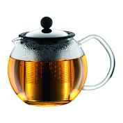 Product Image. Title: Bodum Assam Tea Press with Stainless Steel Filter, 17 oz