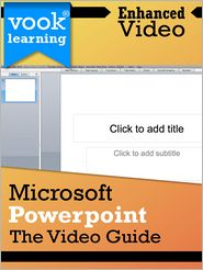 Vook - Microsoft Powerpoint: The Video Guide (Enhanced Version)
