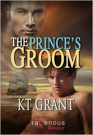 KT Grant - The Prince's Groom