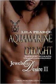 Lila Pearce - Aquamarine Delight
