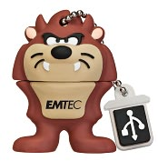 Product Image. Title: EMTEC L103 Looney Tunes Tasmanian Devil 4 GB USB 2.0 Flash Drive