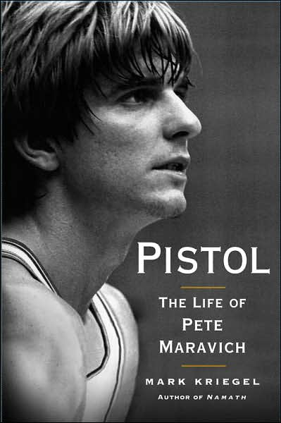 Pete Maravich 'Pistol Pete' Famous Legend Basketball