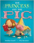 Book Cover Image. Title: The Princess and the Pig, Author: by Jonathan Emmett