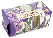 Product Image. Title: Hyacinth Iris Large Bath Bar Soap