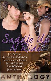 J.P. Bowie, Jaime Samms, Jambrea Jo Jones, Jan Irving, Simone Anderson  Em Woods - Saddle Up 'N Ride