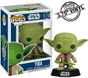 Star Wars Pop Bobble Head - Yoda: Product Image