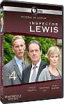 Video/DVD. Title: Inspector Lewis - Series 4: Masterpiece Mystery!