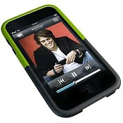 Product Image. Title: Ifrogz Luxe Multimedia Player Case iPod touch 2G