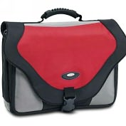Product Image. Title: Solo Notebook Messenger Bag