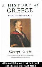 George Grote - History of Greece