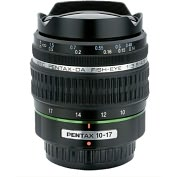 Product Image. Title: Pentax smc P-DA Fish-Eye 10-17mm F3.5-4.5 ED (IF) Zoom Lens