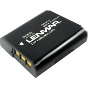 Product Image. Title: Lenmar DLSBG1 NoMEM Lithium Ion Camera Battery