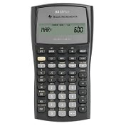 Product Image. Title: Texas Instruments BAIIPLUS Financial Calculator