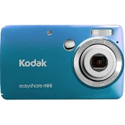 Product Image. Title: Kodak EasyShare M200 10 Megapixel Compact Camera - Blue