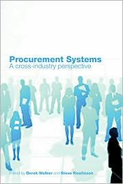 Derek Walker - Procurement Systems