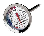 Product Image. Title: Paderno World Cuisine Meat Roasting Thermometer