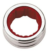 Product Image. Title: Paderno World Cuisine Chromed Wine Drop Catcher