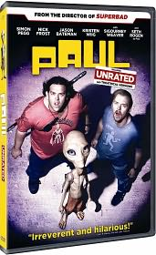 Paul starring Simon Pegg: DVD Cover