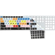 Product Image. Title: KB Covers MC-AK-CC Avid Media Composer Keyboard Cover