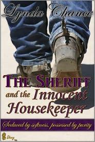 Lynda Chance - The Sheriff and the Innocent Housekeeper (Historical Western Novella)