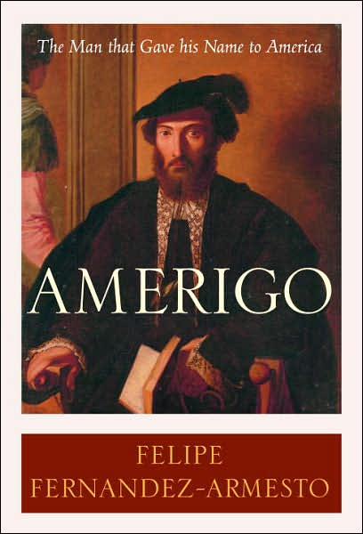 For which country did Amerigo Vespucci work?