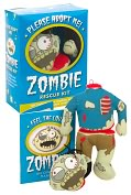 Product Image. Title: Adopt A Zombie Mini Kit