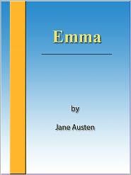 Jane Austen - Emma [NOOK eBook with optimized navigation]