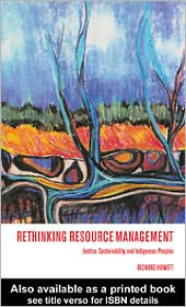 Richard Howitt - Rethinking Resource Management