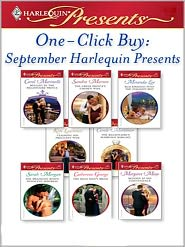Carole Mortimer, Kim Lawrence, Miranda Lee, Sandra Marton, Sarah Morgan  Carol Marinelli - One-Click Buy: September Harlequin Presents