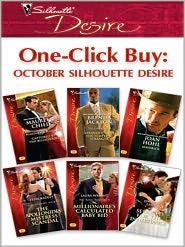 Jennifer Lewis, Joan Hohl, Laura Wright, Maureen Child, Tessa Radley  Brenda Jackson - One-Click Buy: October Silhouette Desire