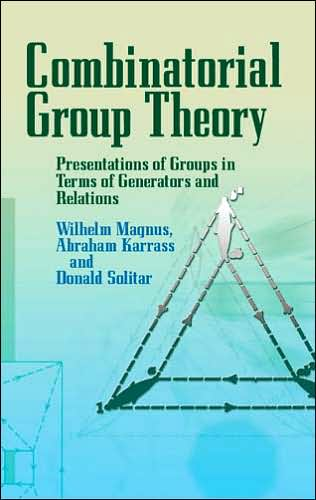 Combinatorial Group Theory 2nd Ed~tqw~_darksiderg preview 0