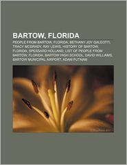 Bartow, Florida: People from Bartow, Florida, Bethany Joy