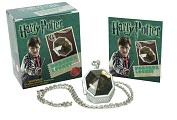 Product Image. Title: Harry Potter Slytherin's Locket Horcrux Kit and Sticker Book