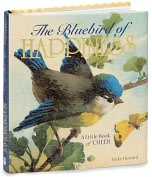 Product Image. Title: Bluebird of Happiness: A Little Book of Cheer