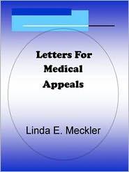 Linda Meckler - Letters For Medical Appeals