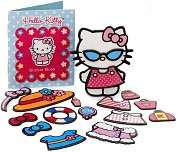 Product Image. Title: Hello Kitty Magnetic Dress Me Up Mini Kit