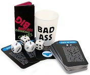 Product Image. Title: Big Badass Drinking Games Mega Kit