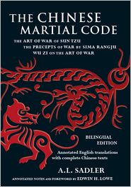Edwin Lowe  A.L. Sadler - Chinese Martial Code