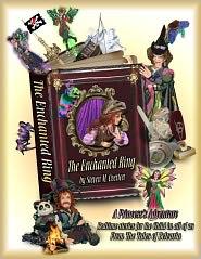 Martin Richmond (Editor) Steven M. Overton - The Enchanted Ring, A Princess's Adventure