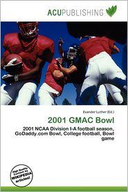 2001 Gmac Bowl