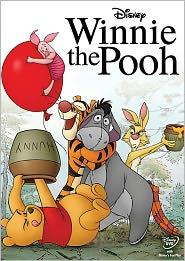 Winnie the Pooh starring Jim Cummings: DVD Cover