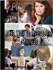 Josh Smith - Best Way to Overcome Shyness