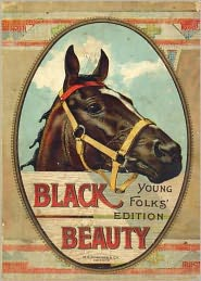 Anna Sewell - Black Beauty A Young Folks' Edition