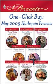 India Grey, Lucy Monroe, Penny Jordan, Robyn Donald, Susan Stephens  Catherine Spencer - One-Click Buy: May 2009 Harlequin Presents