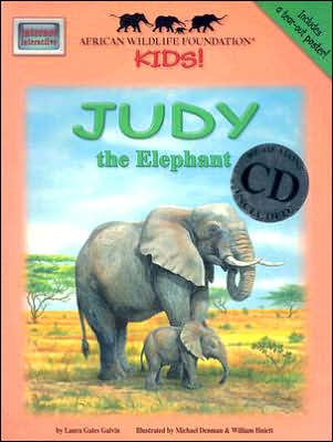 Judy the Elephant book cover