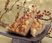 Product Image. Title: Caramel Apple Granny� Bars