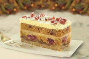 Product Image. Title: Pumpkin Cranberry Stack