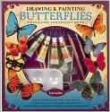 Book Cover Image. Title: Drawing and Painting Butterflies, Author: by Walter Foster  Walter Foster Inc.